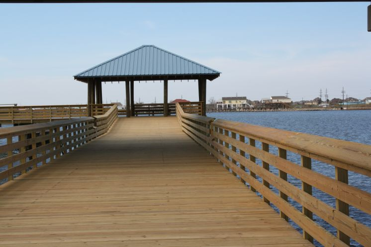 St. Tammany Fishing Pier Opens for Spring Sunday, March 1, 2020