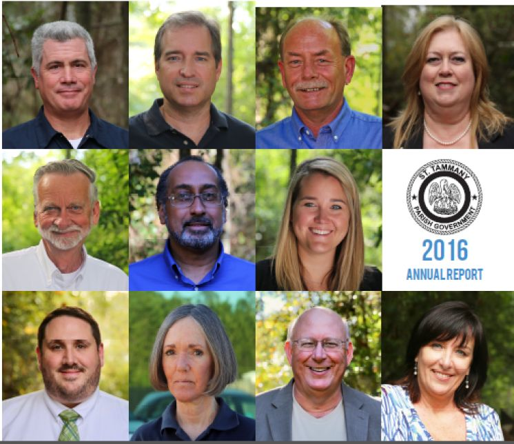 2016 Annual Report Released On-Line or In-Print