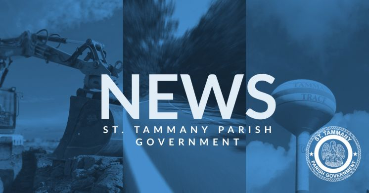 St. Tammany Parish Government in Preparedness Posture in Advance of Predicted Crest of the Pearl River