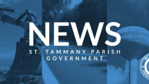 St. Tammany Parish President Mike Cooper issues a statement following heavy rainfall and flooding Tuesday morning.