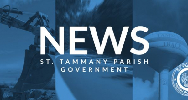 PRESIDENT COOPER ANNOUNCES INCREASED COVID-19 MEASURES IN ST. TAMMANY PARISH GOVERNMENT BUILDINGS